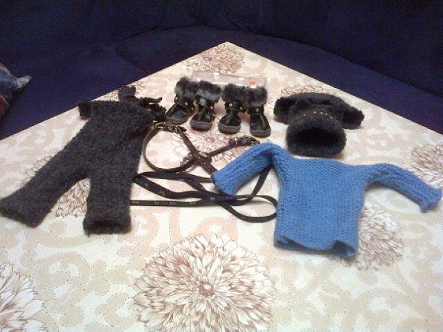 свитер для собак