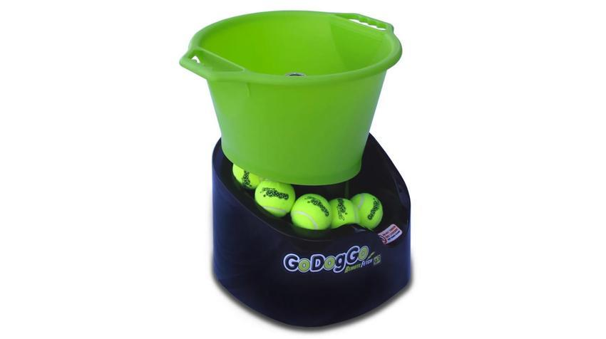 устройство для подачи мячиков для собак и кошек