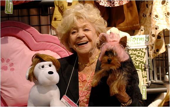 Регина Рут парики для собак