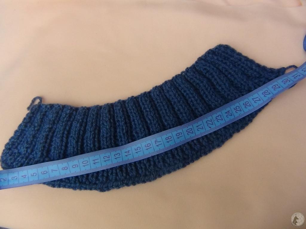 горловина для свитера