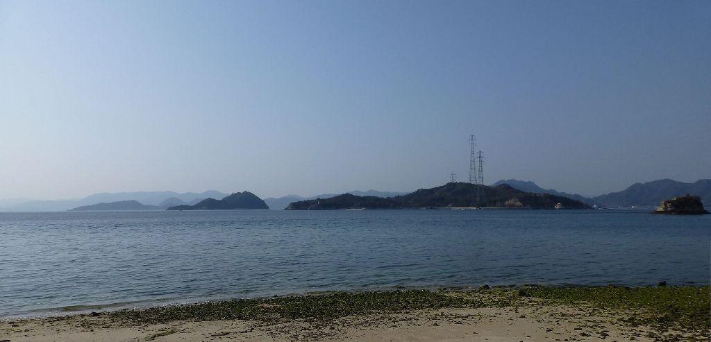 Вид на остров Окуносима