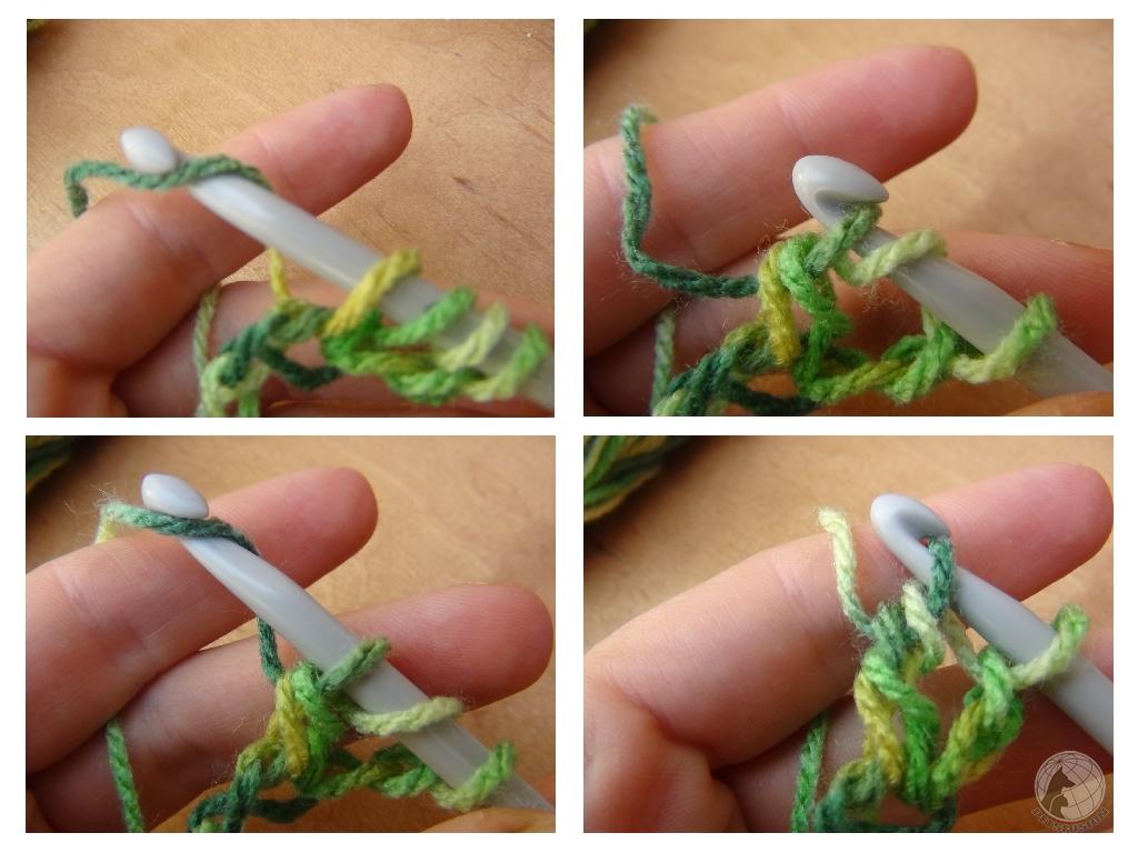 вяжем крючком для своего лютмца