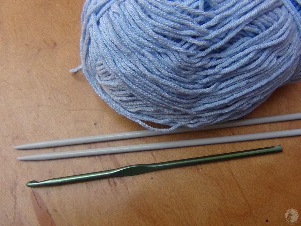 вяжем нитки