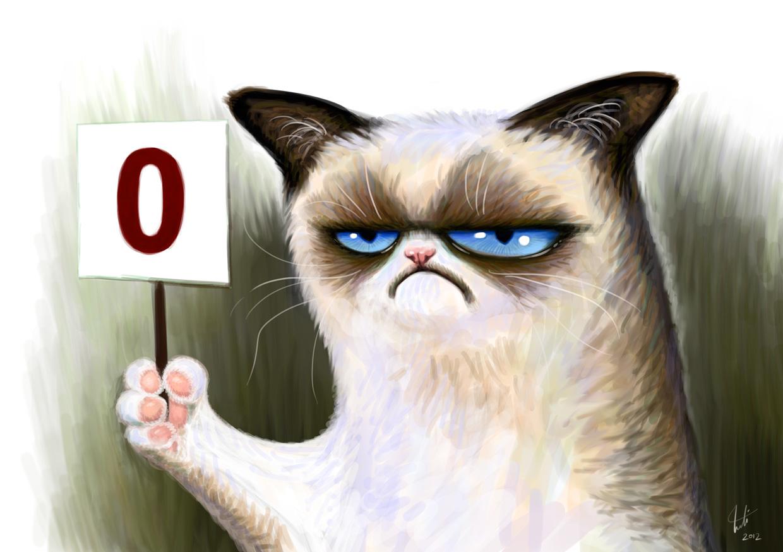 Рисунки кошки Тарда